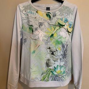 Olsen - women's whimsical sweatshirt (sizeS/6)